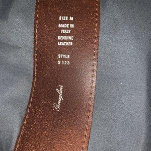 Garuglieri Accessories - 💙2/$30 Garuglieri - genuine leather wide belt - M